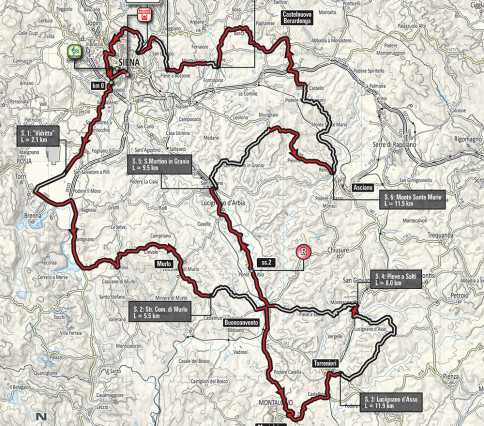 Strade Bianche 2016 (SI)